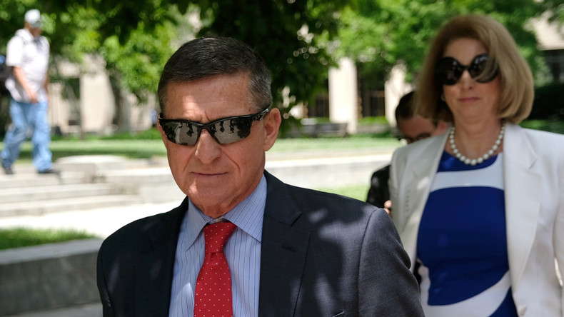 USA: Michael Flynn wirft FBI Lügen und Manipulation vor (Video)