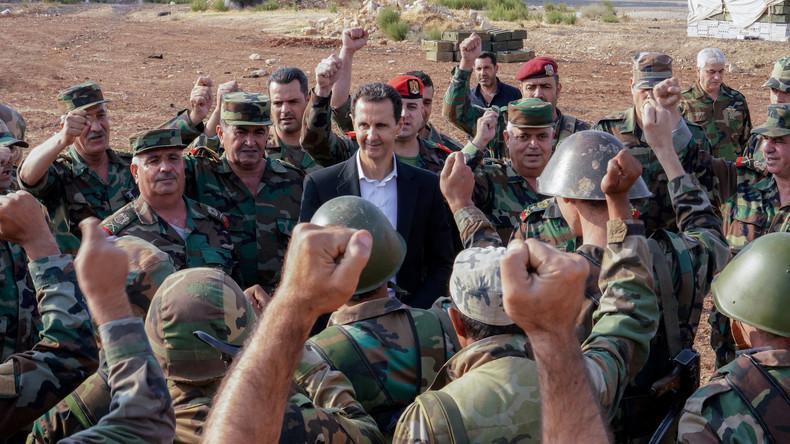 """Syrische Regierung fordert SDF zu gemeinsamem Kampf gegen """"türkische Aggression"""" auf"""