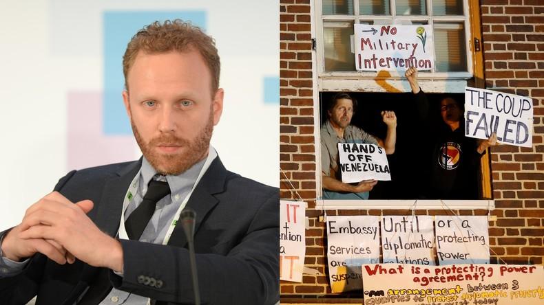 Anwalt von Max Blumenthal: Verhaftung des US-Journalisten war politisch motiviert (Video)