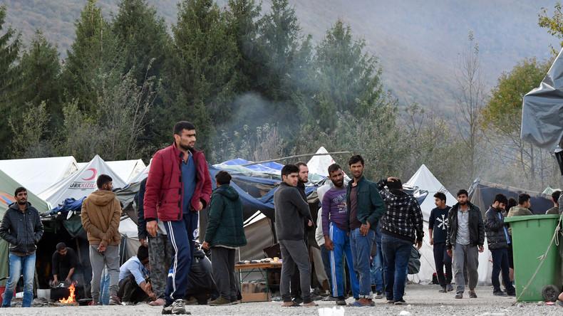 Bosnien-Herzegowina: Kommunen verhindern Verteilung von Migranten – Krise spitzt sich zu