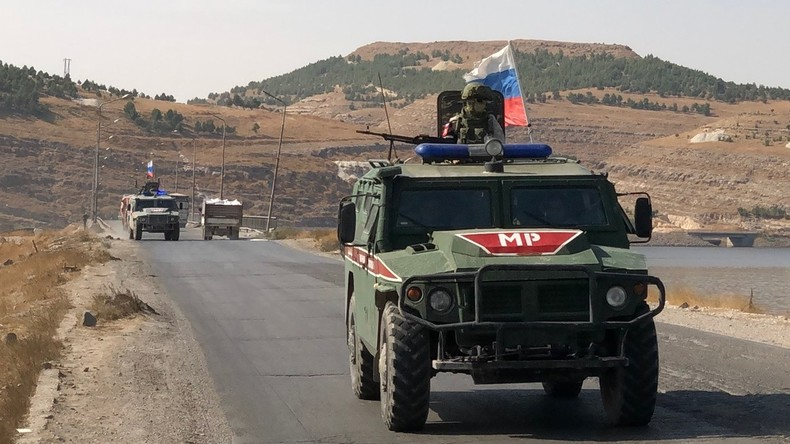 Türkei und Russland beginnen mit gemeinsamen Patrouillen in nordsyrischen Kurden-Gebieten