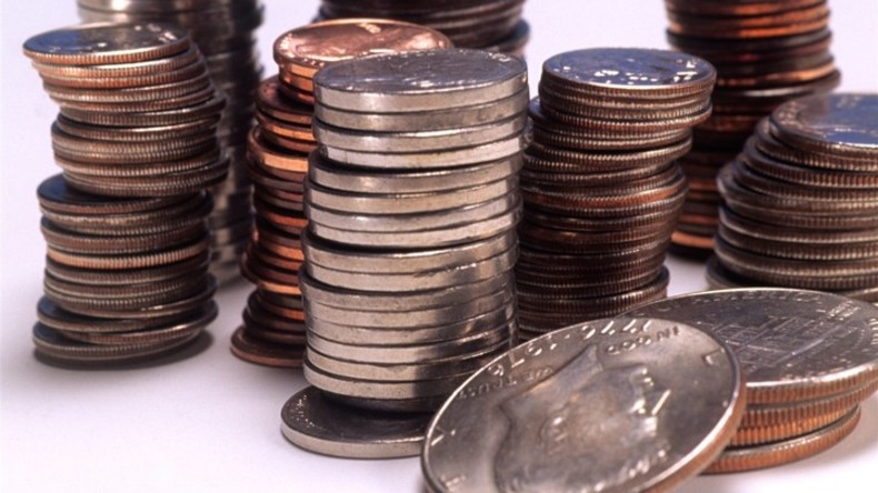 Drei Zentner Kleingeld als Rache: Mann bekommt Seitensprung mit barer Münze heimgezahlt