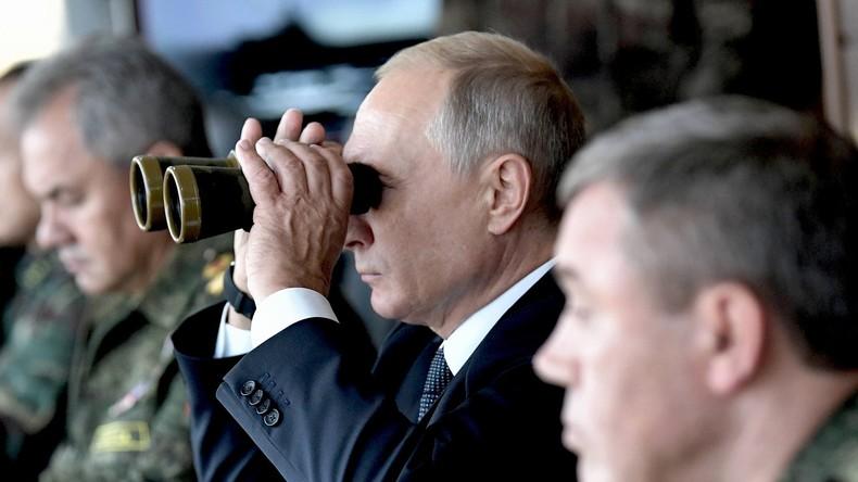 Ex-US-Botschafter in Ankara: Früher oder später schmeißt Putin die Türken aus Syrien