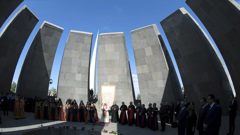 USA: Genozid an den Armeniern als politisches Machtinstrument