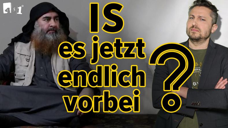 Big TROUBLE in Little Thüringen | Al-Baghdadi heimlich in Berlin? | Einzeltäter RELOTIUS? | 451 Grad