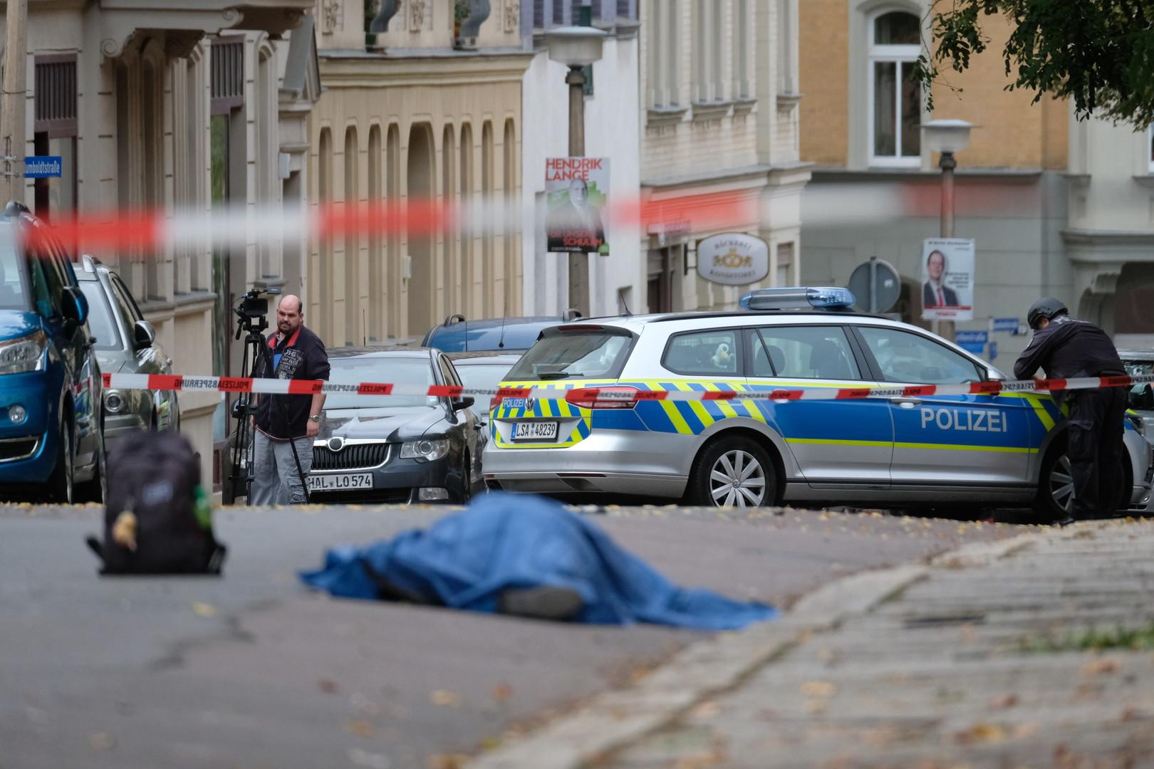 Anschlag in Halle/Saale: Jüdische Gemeinde beklagt fehlenden Polizeischutz