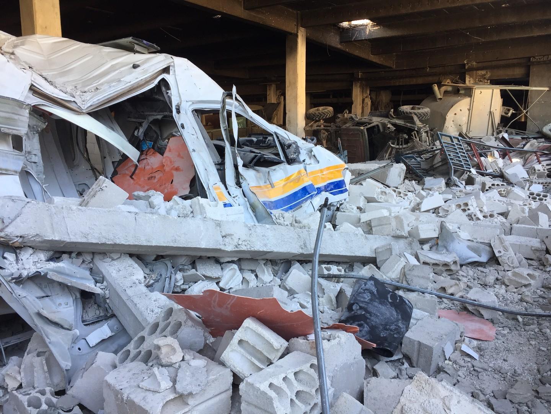 Reisereportage: Spurensuche in Syrien – Teil 1