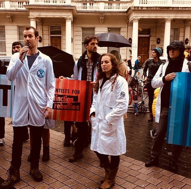 Für den Klimaschutz: Wissenschaftler rufen zum Gesetzesbruch auf
