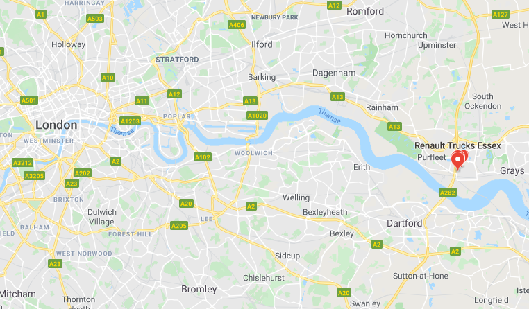Großbritannien: 39 Leichen in Lkw-Container entdeckt