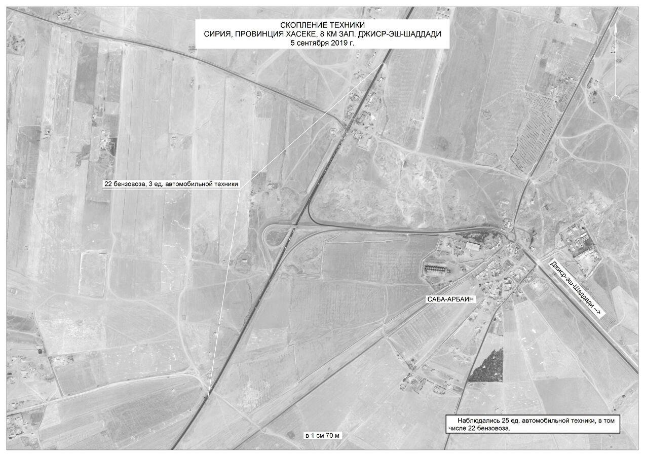 Erwischt: Hier krallen sich die USA gerade das syrische Öl