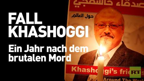 Fall Khashoggi: Ein Jahr nach dem brutalen Mord