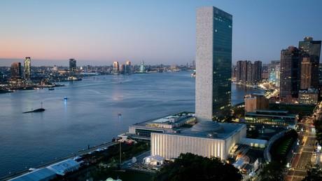 Russland schlägt vor: Wichtigste UN-Ausschüsse sollen nicht mehr in den USA tagen (UN-Gebäude in Manhatten, New York)