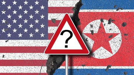 USA und Nordkorea uneins über Bilanz der Atomgespräche in Stockholm (Symbolbild)
