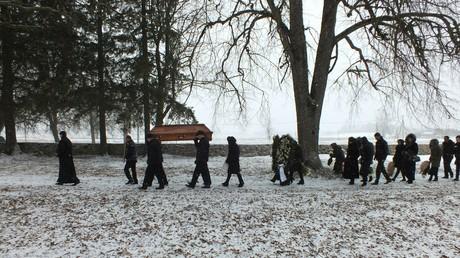 Kälte und Schnee: Für viele eine romantische Vorstellung - für Tausende Briten ein Grund, um ihr Leben zu fürchten, Symbolbild.