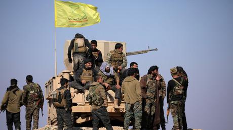 Will Ankara aus der Grenzregion in Nordsyrien vertreiben: Die kurdisch dominierten und von den USA unterstützten