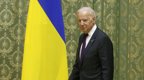 Joe Biden im Januar 2017 in Kiew