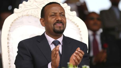 Abiy Ahmed, seit 2018 Ministerpräsident Äthipopiens, ist neuer Friedensnobelpreisträger.