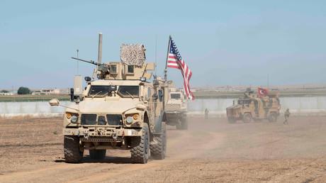 USA werfen türkischer Armee Beschuss von US-Truppen in Syrien vor (Archivbild)