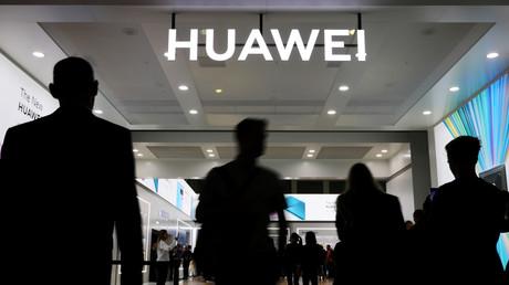 Huawei auf der Technik-Messe IFA, Berlin, Deutschland, 6. September 2019.