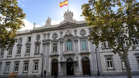 Sitz des Obersten Gerichtshofes Spaniens (Tribunal Supremo). Dessen Urteil im Prozess gegen die Führer der katalanischen Unabhängigkeitsbewegung wirft Fragen zum Zustand der spanischen Demokratie und Justiz auf,