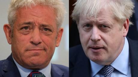 Wird der Parlamentspräsident John Bercow eine neue Abstimmung über das von Boris Johnson ausgehandelte Brexit-Abkommen zulassen?