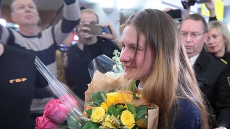 Marija Butina kehrt nach 18 Monaten in US-Haft nach Russland zurück