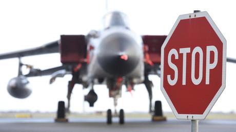 Ein Tornado des Taktischen Luftwaffengeschwader 51