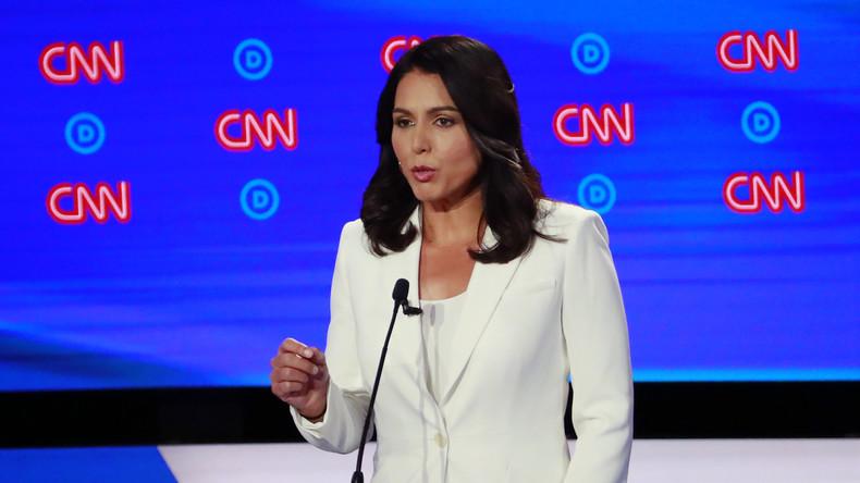 """""""Verlangen die Wahrheit!"""" Präsidentschaftskandidatin Gabbard fordert Offenlegung aller 9/11-Akten"""