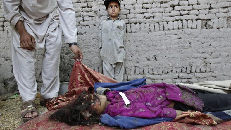 """""""Kinder mit Kopfschüssen"""": HRW wirft CIA-gestützten Truppen Kriegsverbrechen in Afghanistan vor"""