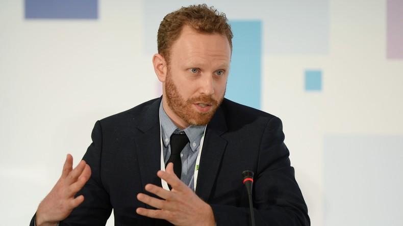 """""""Bewaffnet und gefährlich"""" – US-Journalist Max Blumenthal spricht über seine Verhaftung"""