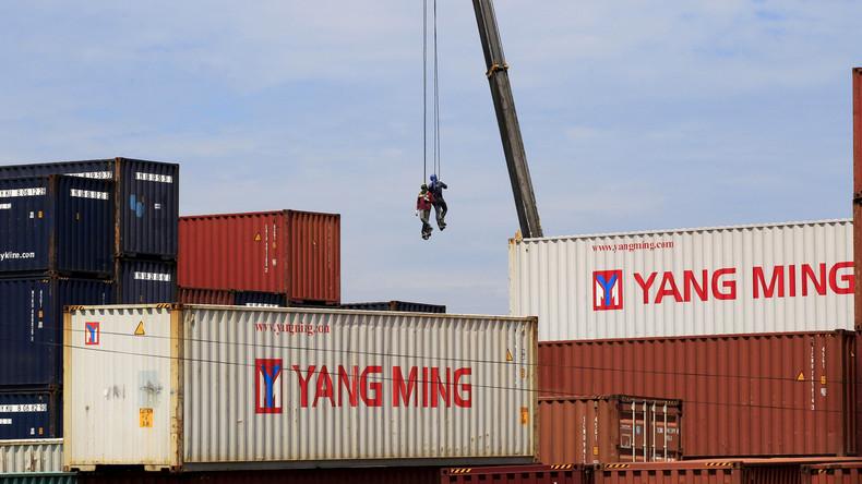 WTO-Streit: China darf Vergeltungssanktionen gegen USA in Milliardenhöhe verhängen