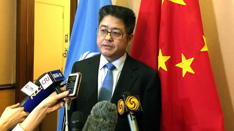 Chinesischer Diplomat beklagt Einmischung ausländischer Akteure in Ostasien