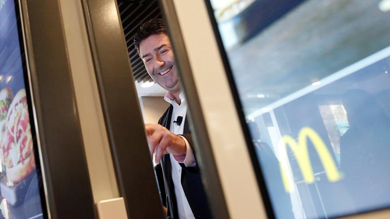 McDonald's entlässt Vorstandschef wegen Liebesbeziehung am Arbeitsplatz