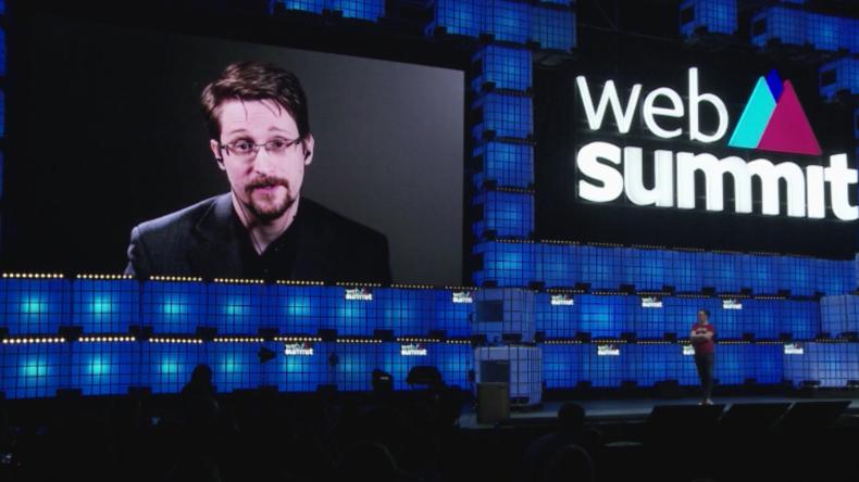 Snowden: Gesetz, Gerichte und Menschenrechte spielen bei Überwachung schon lange keine Rolle mehr