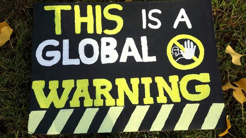 """Mehr als 11.000 Wissenschaftler erklären """"Klimanotstand"""""""