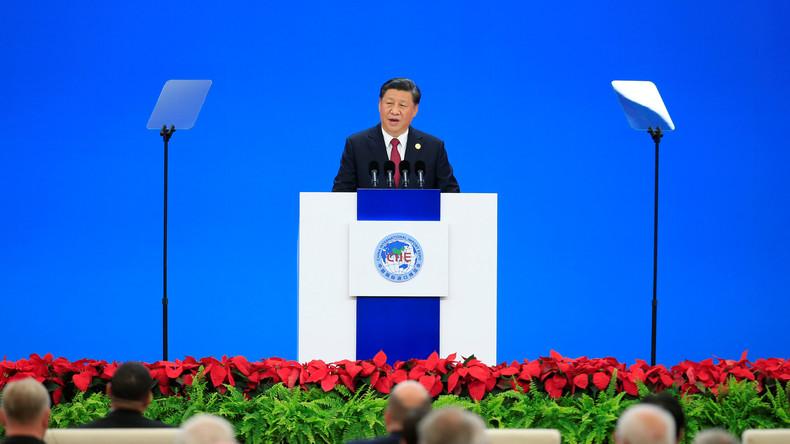 China unterzeichnet fast 200 Abkommen für Neue-Seidenstraßen-Projekte und plant weitere Expansion
