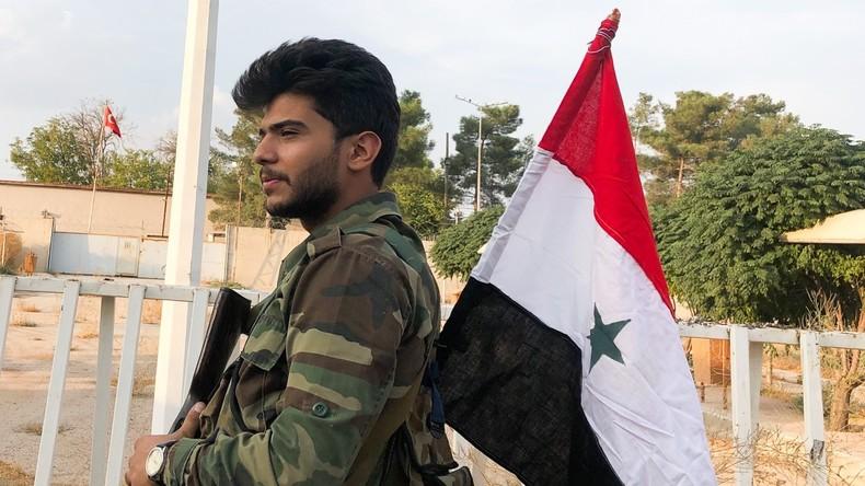 Moskau: Unterstützen Integration kurdischer Kämpfer in syrische Armee