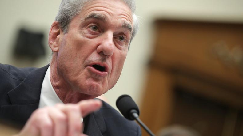 """Interessiert die """"russische Einmischung"""" noch jemanden? – Der Mueller-Bericht als Comic"""