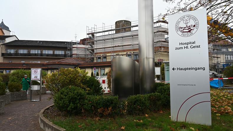 Hessen: Mutmaßlich falsche Ärztin tötet vier Patienten und zeigt sich wegen Betrugs an