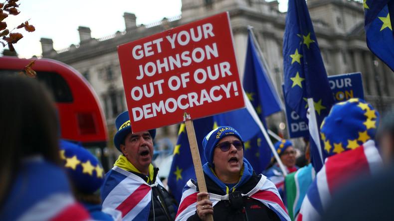 Phantompolitik: Britische Parteien streiten um Bericht über angebliche Brexit-Einmischung Moskaus