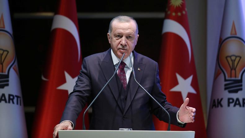 """Erdoğan: Frau von al-Baghdadi festgenommen – """"kein großer Wirbel wie in den USA"""""""