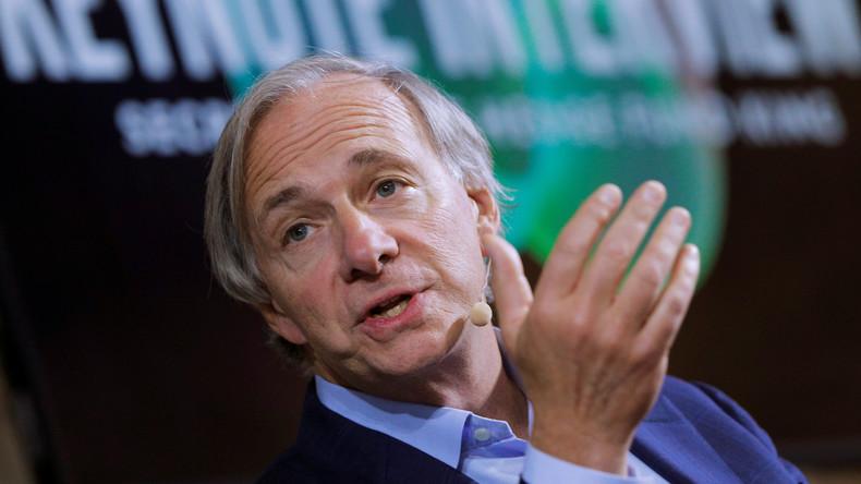 Milliardär Ray Dalio: US-Zentralbank steuert mit ihrer Finanzpolitik auf Paradigmenwechsel zu