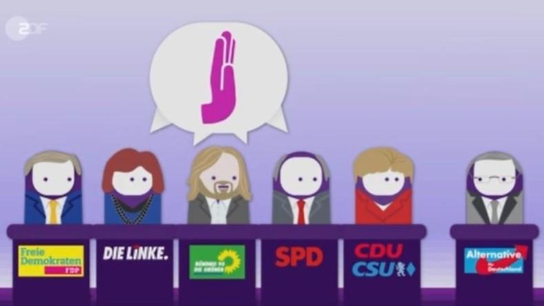 Alles Nazi, oder was? Warum ein Vergleich der Wahlprogramme von CDU und AfD lohnt