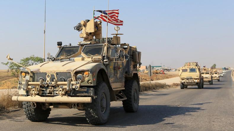 """US-Truppen in Syrien: Statt Abzug dauerhafte Besatzung zum """"Schutz der Ölfelder"""""""