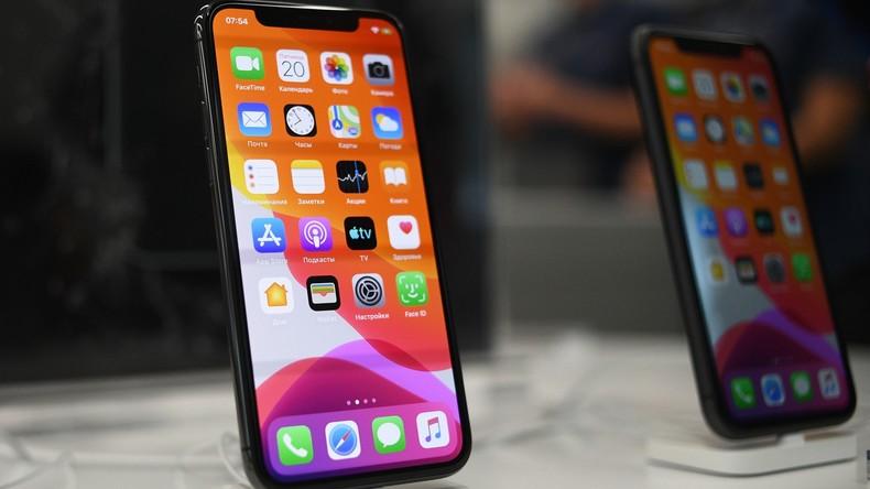 Droht Apple das Aus? Russland erwägt Verbot von Smartphones ohne vorinstallierte russische Software