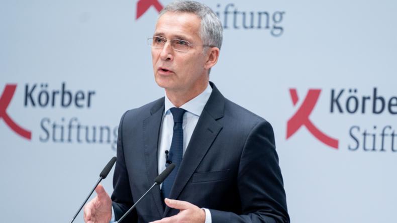 NATO-Generalsekretär in Berlin: Wir brauchen ein starkes Deutschland