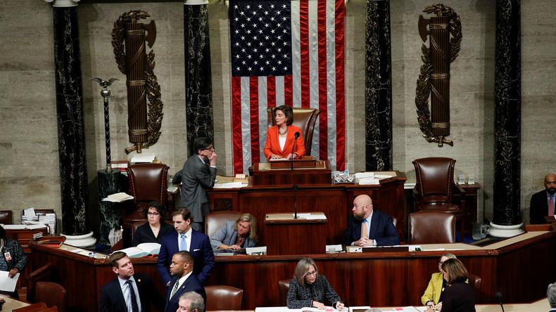 USA: Demokraten entdecken ihr Herz für Whistleblower (Video)