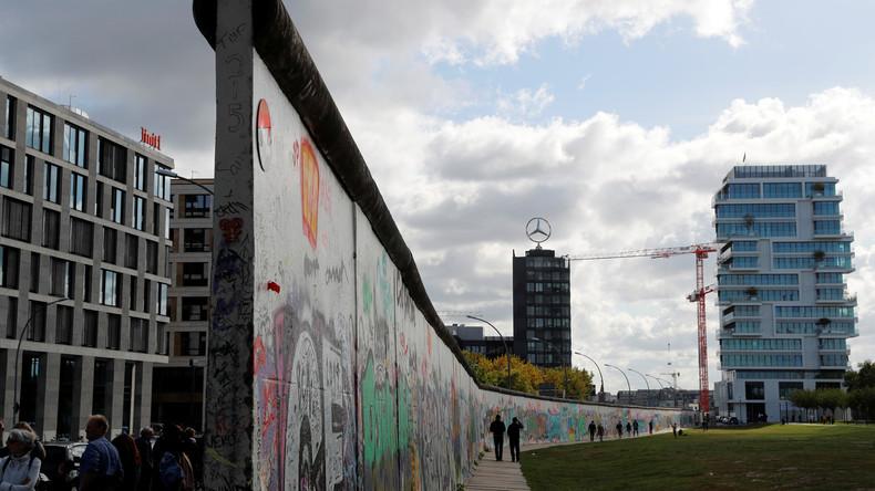 Die Mauer in den Köpfen – Trotz Wiedervereinigung immer noch getrennt? (Video)