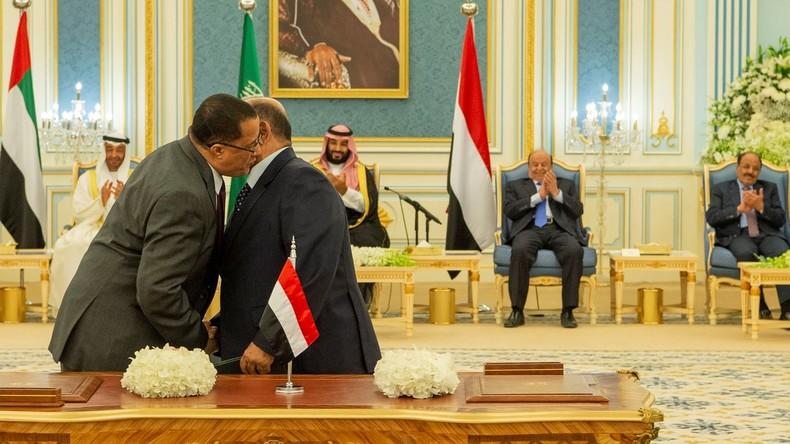 Jemenitische Regierung und südjemenitische Separatisten einigen sich auf Friedensabkommen