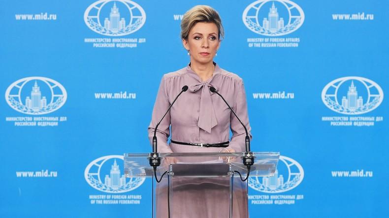 Marija Sacharowa zu 30 Jahre Mauerfall: Hoffnung auf ein geeintes Europa bröckelt wie Berliner Mauer